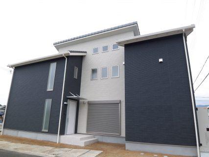 ◇独特な外観デザインのスタイリッシュハウス