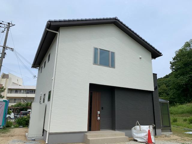 ◇シンプルモダンな家【360°】